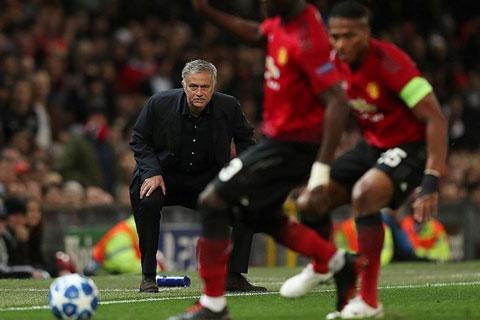 Đối với Mourinho, á quân đồng nghĩa với thất bại