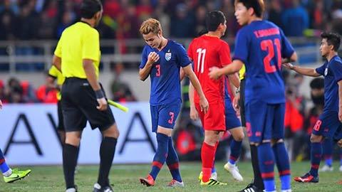 Hậu vệ Thái Lannói gì khi bị Đặng Văn Lâm cản phá penalty?