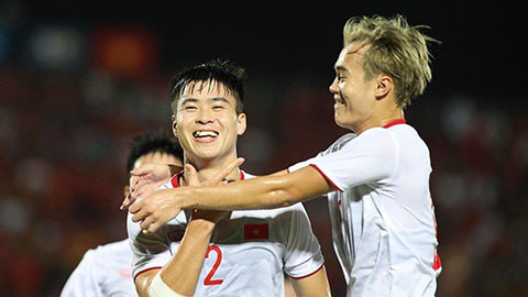 Hành trình Việt Nam lên đỉnh bảng G vòng loại World Cup 2022