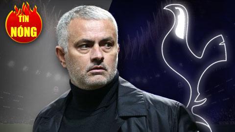 Mourinho ký hợp đồng 3 năm rưỡi với Tottenham