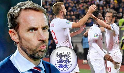 HLV Southgate đang lo lắng khả năng ĐT Anh rơi vào bảng đấu khó ở VCK EURO 2020