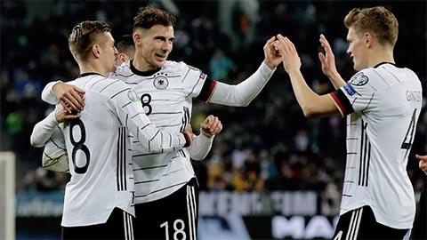 Thi đấu tốt tại vòng loại, nhưng ĐT Đức vẫn chưa tìm được cặp trung vệ ưng ý