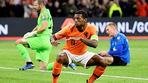 Georginio Wijnaldum: Hà Lan tạo lốc cũng nhờ anh