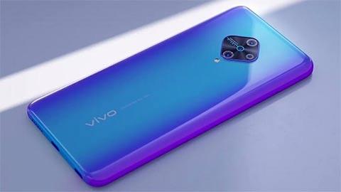 Vivo S1 Pro thế hệ mới ra mắt có camera 48MP, pin 4500mAh, giá hấp dẫn - kết quả xổ số tphcm