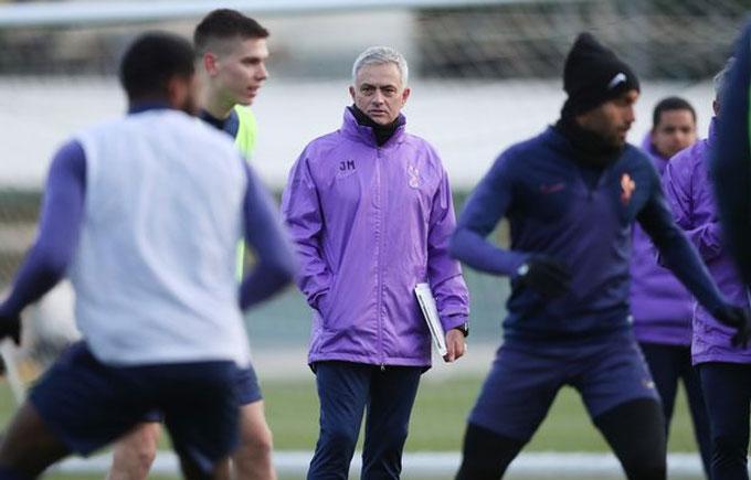 Mourinho hứa hẹn sẽ đem đến cho đội bóng sự đam mê