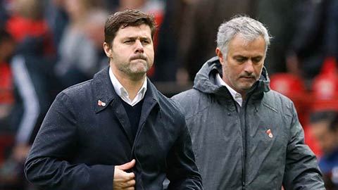 Pochettino là kẻ đáng thương trong vụ áp phe Mourinho