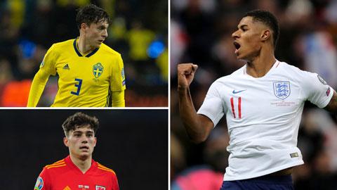 M.U có thể có tới 19 tuyển thủ chinh chiến tại EURO 2020