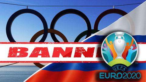 Nga có thể bị loại khỏi EURO và Thế vận hội vì nghi án doping