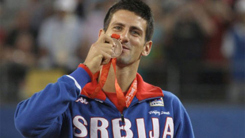 Djokovic sẽ tham dự Olympic 2020 cùng với Federer