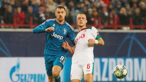 Juventus & bài toán trequartista của Sarri