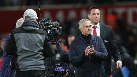 Mourinho rất hoạt ngôn và biết phải nói gì khi cần