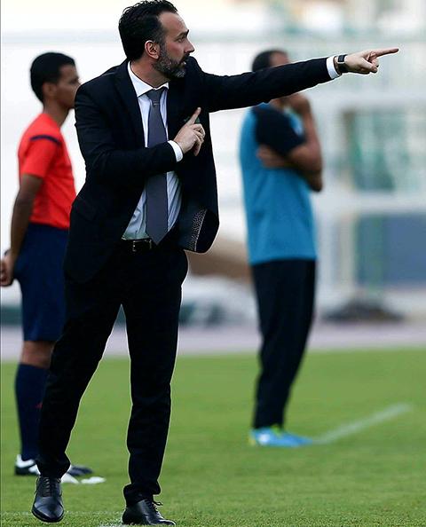 HLV Fabio Lopez đã gia nhập Thanh Hoá