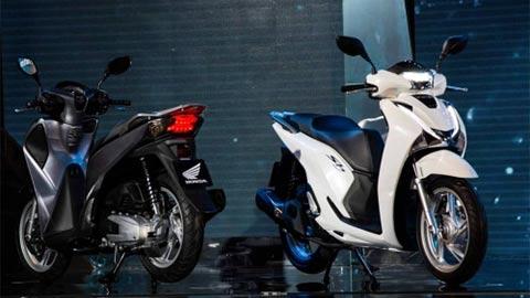 Honda SH 150 2020 lùi ngày bán ra tại Việt Nam