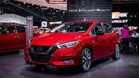 Nissan Sunny Turbo 2020 đẹp mê ly giá từ 382 triệu đồng 'đấu' Hyundai Accent, Toyota Vios