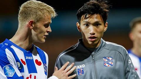 Đoàn Văn Hậu và cầu thủ tại giải Hà Lan được bảo vệ nhờ kế hoạch có 1-0-2