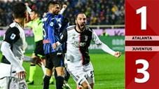 Atalanta 1-3 Juventus(Vòng 13 Serie A 2019/20)