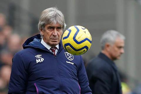 Pellegrini buồn vì West Ham thất thủ trên sân nhà