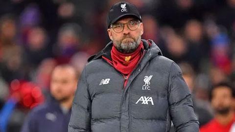 Klopp lý giải vì sao Liverpool chật vật trước Crystal Palace