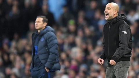 Guardiola ca ngợi Chelsea của Lampard thật đáng kinh ngạc