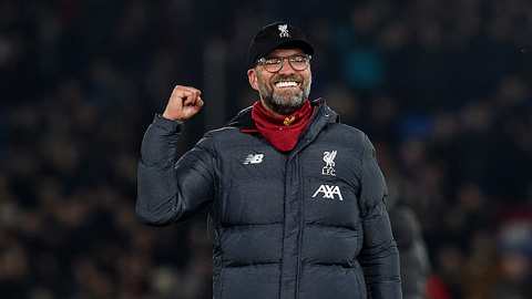 Klopp vô cảm với mạch 30 trận bất bại của Liverpool