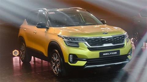 Kia Seltos 2020 giá hơn 500 triệu, đối thủ của Hyundai Kona, Ford EcoSport