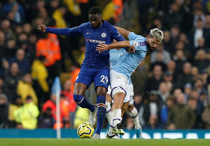 Chelsea đã khiến Man City vô cùng vất vả