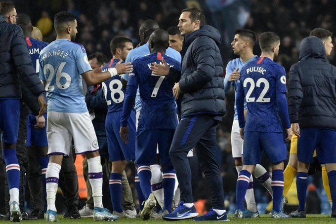 Dù thua nhưng đội bóng của Lampard đã cho thấy sự tiến bộ đáng khích lệ