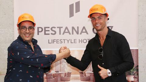 Ronaldo chốt địa điểm xây khách sạn thứ tư