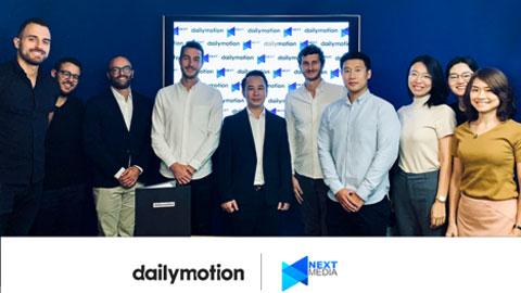 Dailymotion và Next Media hợp tác thương mại độc quyền tại Việt Nam