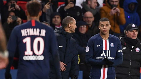 PSG muốn biến Mbappe trở thành ngôi sao thay thế PSG trở thành biểu tượng đội bóng