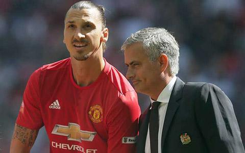 Mourinho không có ý định tái ngộ với Ibrahimovic