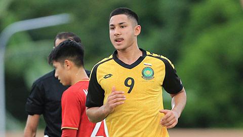 Hoàng tử Brunei để ngỏ khả năng sang V.League chơi bóng