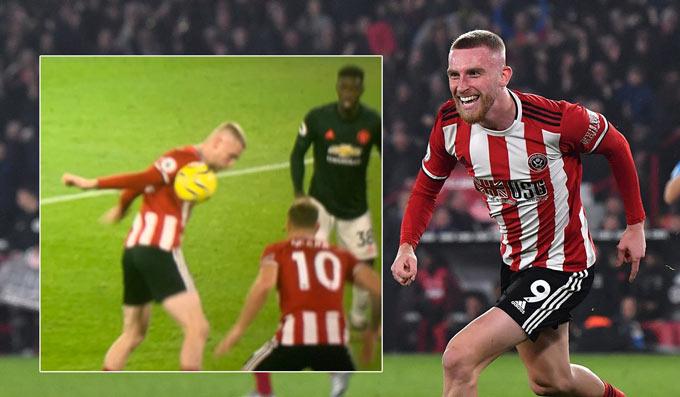Thấy gì từ trận hòa kịch tính của M.U trước Sheffield United?