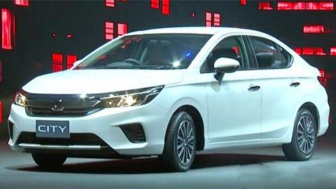 Honda City 2020 động cơ tăng áp, giá hơn 440 triệu 'quyết đấu' Hyundai Accent, Toyota Vios