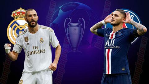Real Madrid vs PSG, 03h00 ngày 27/11: Chờ nhà Vua trở lại