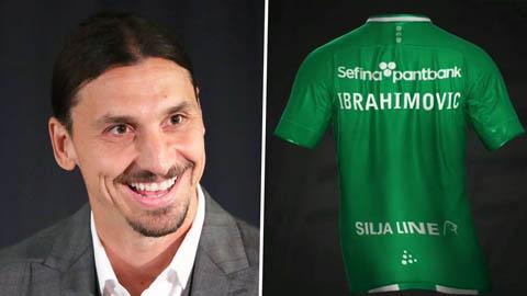 Tiết lộ bến đỗ mới của Ibrahimovic, không phải M.U hay Tottenham