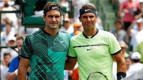 Nadal và Federer sẽ cùng nhau lập kỷ lục thế giới