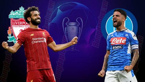 Liverpool vs Napoli, 03h00 ngày 28/11: Lữ đoàn đỏ báo thù
