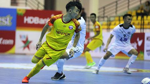 QBV futsal Việt Nam 2018 bị chỉ trích vì có hành động thiếu fair-play