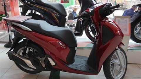 Honda SH 125 2020 tăng giá sốc tại đại lý, SH 150 2019 không kém cạnh
