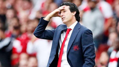 "Arsenal vs Frankfurt: ""Trận chung kết"" của Emery"