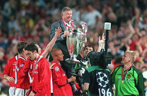 Sir Alex và mùa giải vô địch Champions League lịch sử mùa giải 1998/9