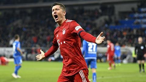 Bayern Munich: Hãy gọi Lewandowski là 'Thần hủy diệt'