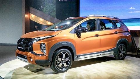 Mitsubishi Xpander Cross giá hơn 400 triệu, có những nâng cấp gì với bản thường?