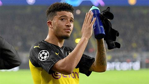 Sancho bị 'cấm khẩu' sau trận thua Barca