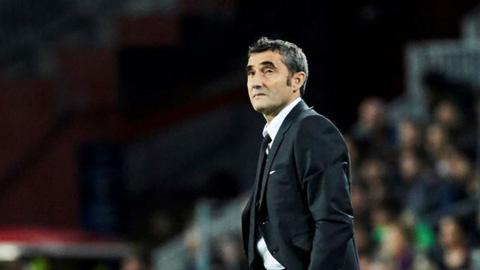 Valverde: 'Thời gian trôi qua, Messi và Griezmann sẽ hiểu nhau hơn'