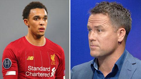 Owen chỉ ra sai lầm lớn nhất của Klopp ở trận Liverpool hòa Napoli