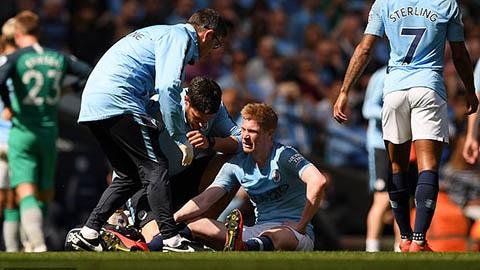 M.U hao tiền tốn của nhất Ngoại hạng Anh vì cầu thủ chấn thương