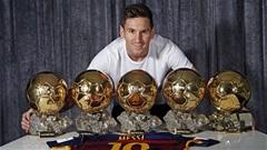 5 lý do nên trao ngay Quả bóng Vàng cho Messi
