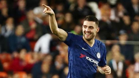 Chelsea: Kovacic đang hồi sinh dưới thời Lampard